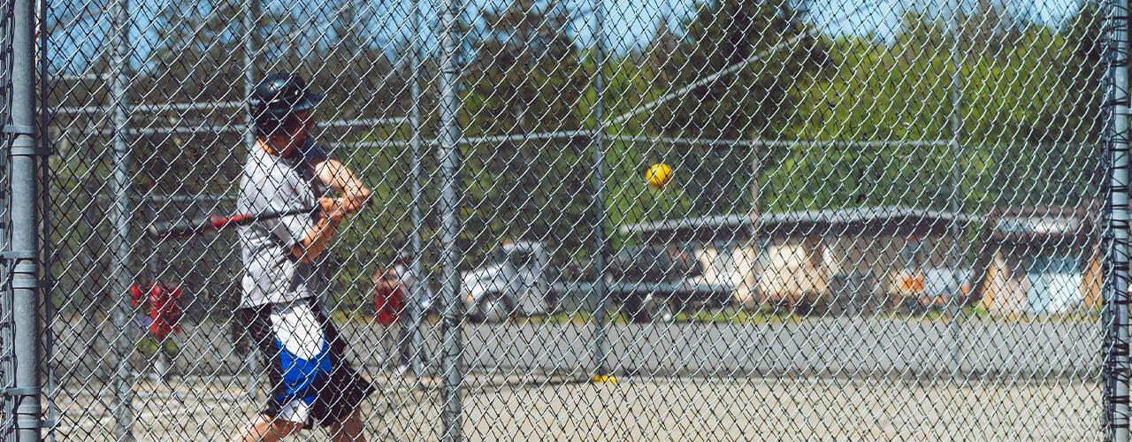 Batting Cage Staff